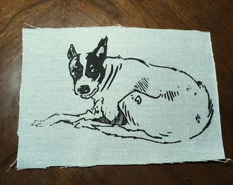 Jack Russell Terrier Patch