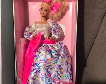1990 NIB Barbie Style Collector Doll