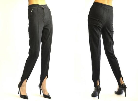 80's Slim Spindle Pants