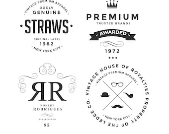 Business Logo Design, Business Logo, Business Badge Logo, Premade Business Logo, Branding Logo, Premade Logo, Typegraphy Logo, Shop Logo