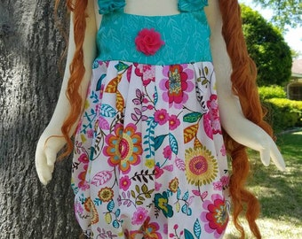 Blossoming Romper