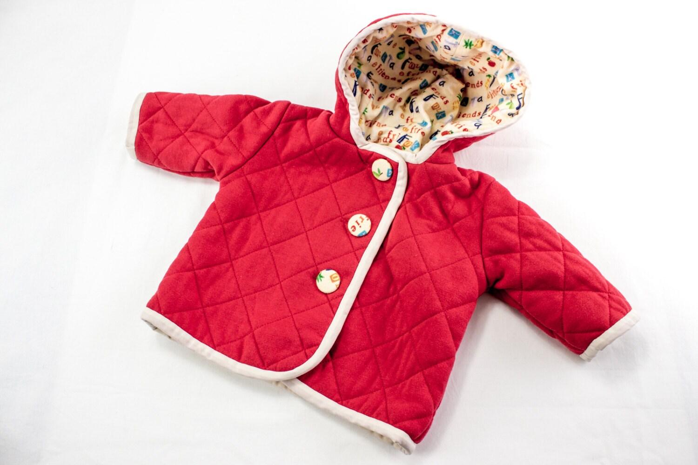 Sewing pattern baby jacket sewing pattern baby jacket zoom jeuxipadfo Choice Image