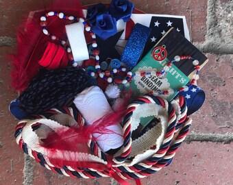 Stars and Stripes---Inspiration Kit --