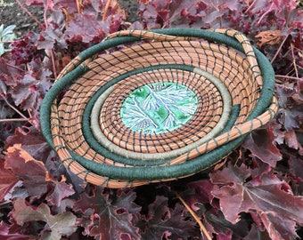 Pine Needle Basket Twizzler 17-45