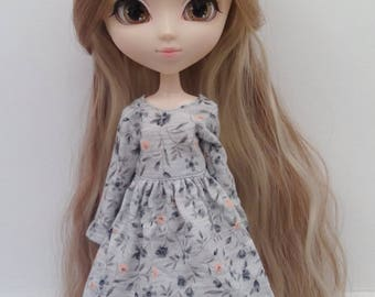 Lovely mori dress for pullip blythe azone momoko obitsu and similar dolls