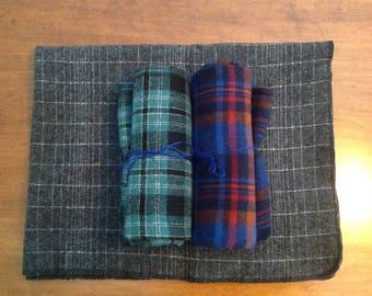 Puddle Pad- Wool Changing Pad