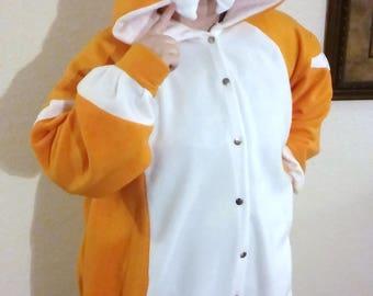 Custom Space Lion Kigurumi