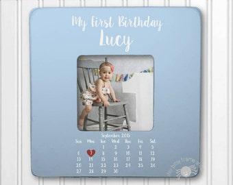 First Birthday First Birthday Gift 1st Birthday 1st Birthday Gift Unique Birthday Gift Baby Birthday My First Birthday Calendar IB5FSBABY