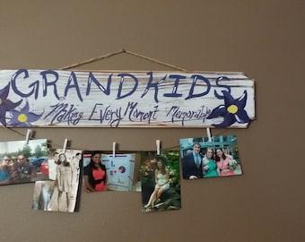 Grandkids Make Memories