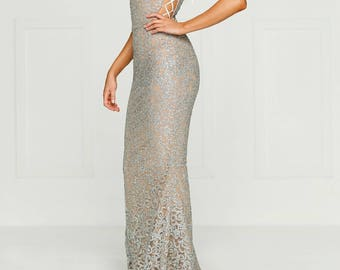 Dazzling Gown - available in 4 different designs
