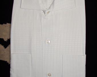 vintage mans jaytex bri nylon shirt med