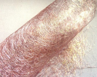 Pink Craft Paper. Shiny Textured Paper for Arts and Crafts. Dusty Rose