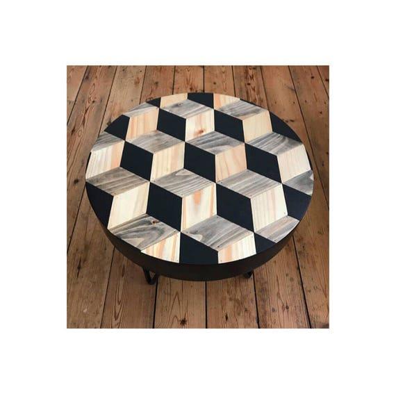 Industrial Circular Side Tables Wood, Industrial Circular Tables Metal Legs, Industrial Circular Tables Wood, Rustic Circular Tables Wood