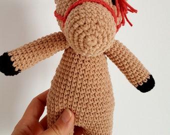 Crochet Pony