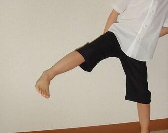 KIDS TROUSERS - PDF e Pattern - Bermuda Shorts - Size 7Y