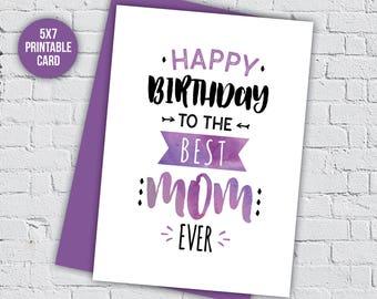 birthday card mum, birthday card mom, birthday card, mothers day card, mum birthday card, happy birthday card, mum card, greeting cards,