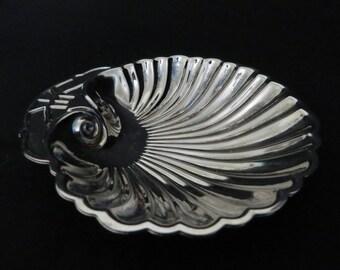 Silver Plate Soap Dish