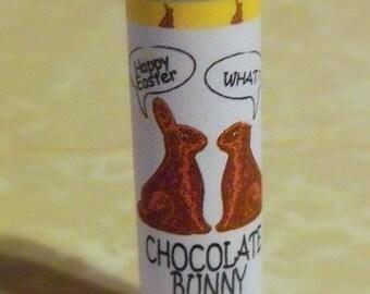CHOCOLATE BUNNY Lip Balm