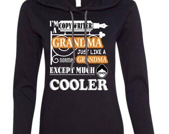 I'm A Copywriter Grandma T Shirt