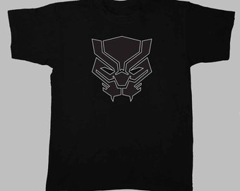 Black Panther Logo Symbol Vinyl Decal Sticker Free Shipping