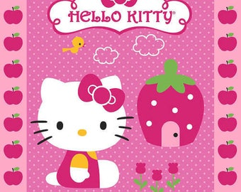 Pink hello kitty Wall hanging