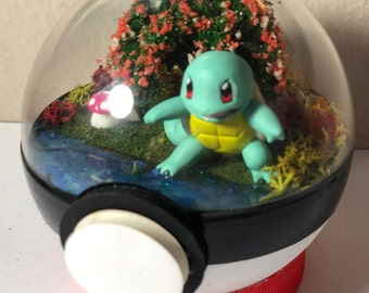 Pokemon Pokeball: Squirtle