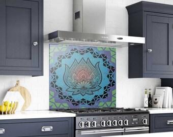 Kitchen Splashback, Backsplash, Backsplash Tiles For Kitchen, Splashback Tile, Kitchen Backsplash, Glass Splashback, Backsplash For Kitchen