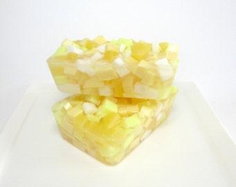 Banana Soap, Glycerin Soap, Fruit Soap, Childrens soap, Food Soap, Soap for Kids, Kids Soap, Gift, Handmade Soap, Dessert Soap