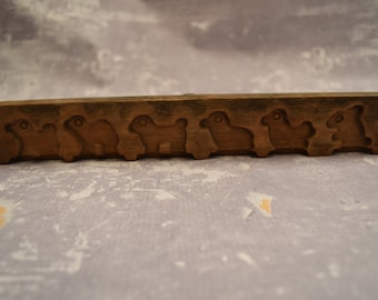Primitive Candy Mold - Animals