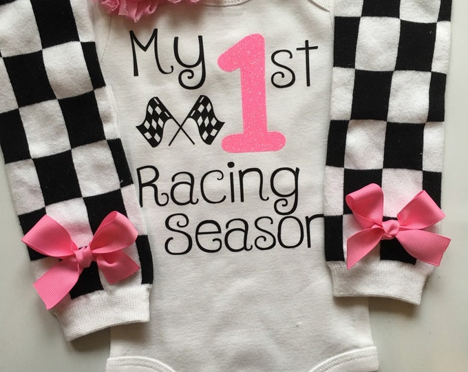 Baby Girl- My 1st Racing Season