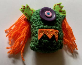 Worry Monster, Crochet