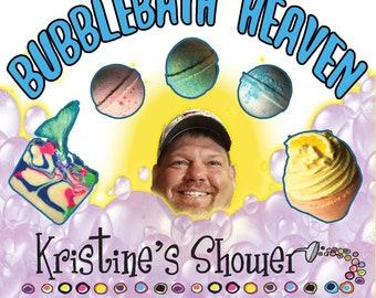 Kristine's Shower Wholesale Bath Set Deal #1