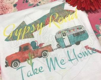 Bella Canvas Gypsy Soul T shirt