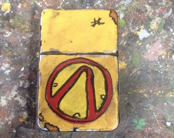 Borderlands Inspired Oil Lighter