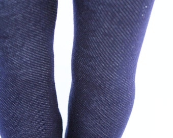 Fits like American Girl Doll Clothes - The Arrow Jewel Tone Collection, Denim Blue Jeggings | 18 Inch Doll Clothes