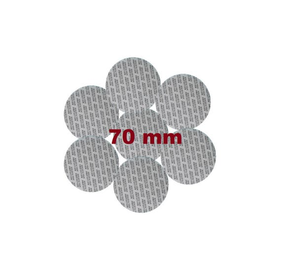 70 mm Pressure Sensitive PS Foam Cap Liners Seal Tamper Seal Sealed for your Protection US Seller