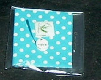WRAPPING PAPER With Ribbon & Card