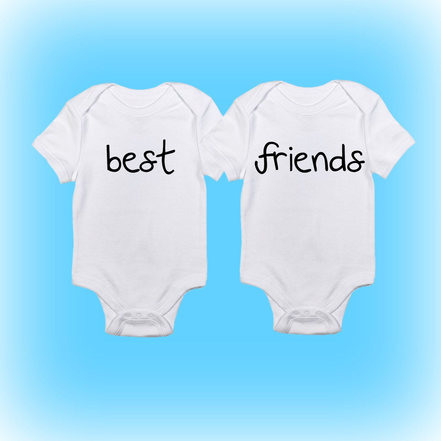 Twins esies Baby Boy Baby Girl Baby Clothing Unique