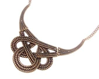 Celtic Knot Necklace choker