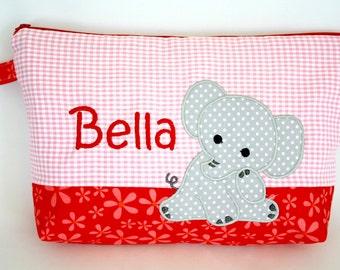 Diaper bag elephant named desire