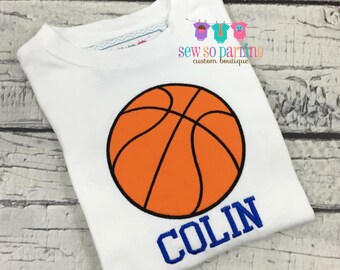 Baby basketball etsy baby basketball outfit baby basketball shirt personalized baby outfit baby gift baby boy clothes negle Gallery