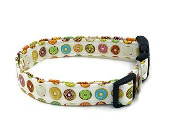 You are the Sprinkles on my Donut Dog Collar Donuts