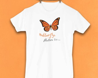 Butterfly, Cute Kids Clothes, Cute Toddler Clothes, Unique Kids Clothes, Fall Kids Clothes, Autumn, Gift, Little Girl Clothes