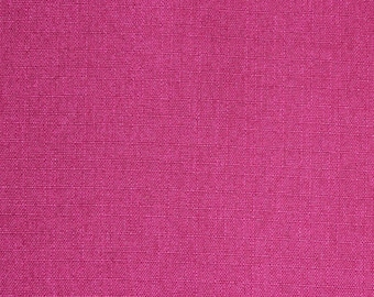 15 yards Orchid Color 100% polyester Linen Upholstery Drapery fabric