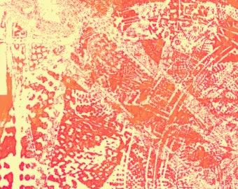 Aztec Summer - Digital Art piece (Instant Download)
