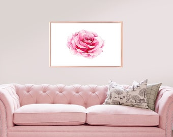 Chic Print, Chic Wall Art, Chic Room Decor, Bedroom Decor, Beauty Room Decor,  Salon Decor, Pink Bedroom Decor, Pink Decor, Above Bed Print,