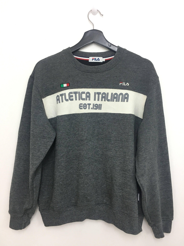 Made In Italy. Vintage VALENTINO GARAVANI Sweatshirt Jumper. Italian Fashion Designer Sweater Rare Design G2dFTFZyC