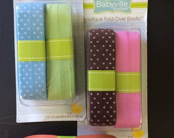 babyville FOE  all 5 included     new