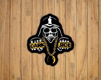 Star Wars Darth Vader - Dark Side Decal/Sticker