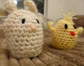 Easter Cream  Egg Covers